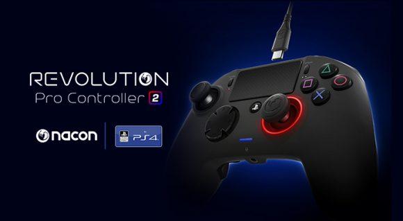 Revolution Pro Controller 2 - Rig Edition : Manette gamer & esport