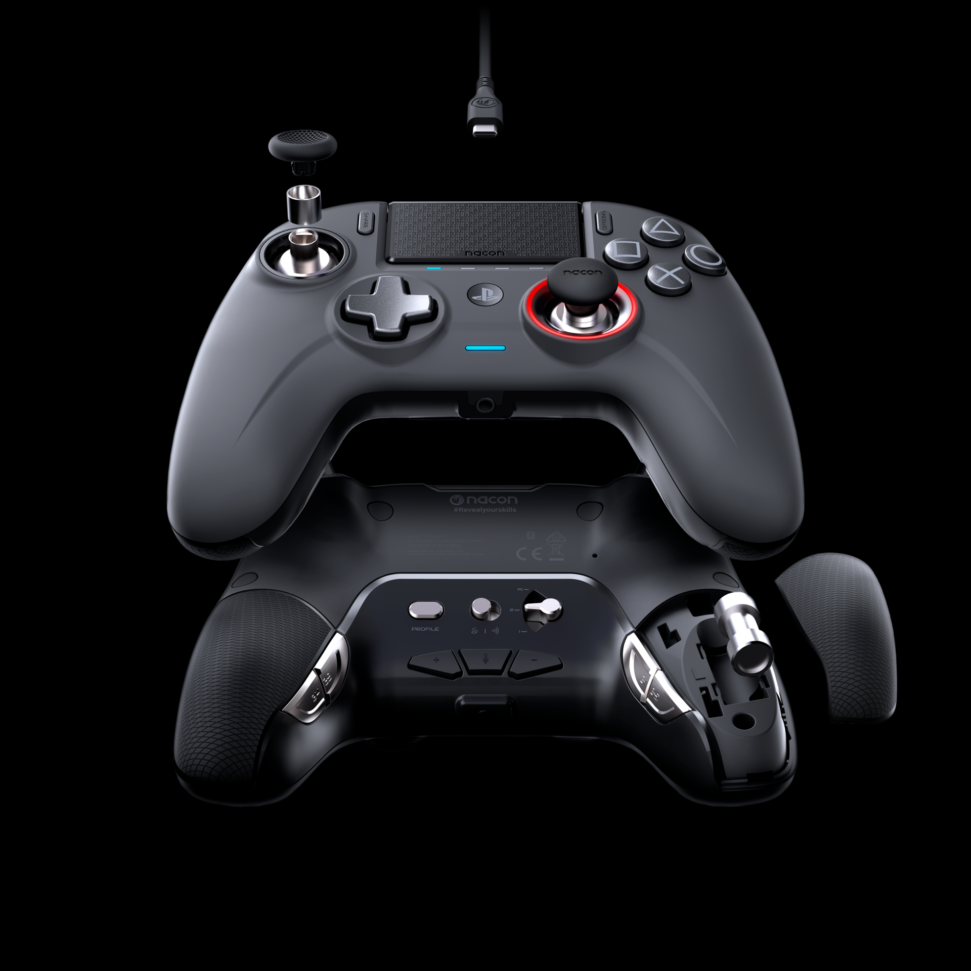 Revolution Unlimited : Manette gamer & esport